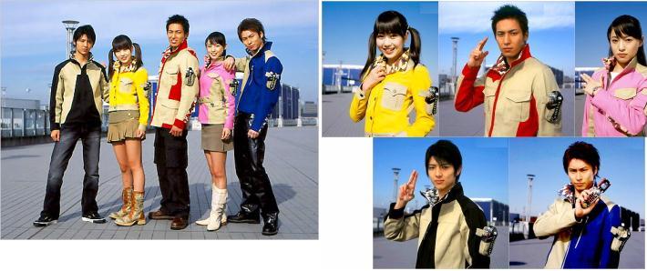 Rumbling Squadron Boukenger: GoGo Sentai Boukenger The Movie: The Greatest Precious